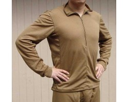 Layered clothing top PCU Level 1, Brown