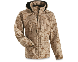 USMC Apecs Gore Tex Desert Cold Weather Jacket