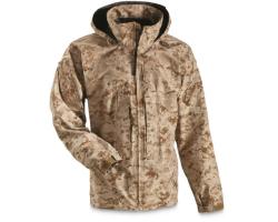 Куртка USMC Apecs Gore Tex Desert Cold Weather