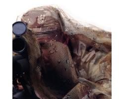 Camouflage sniper cape Desert Camo