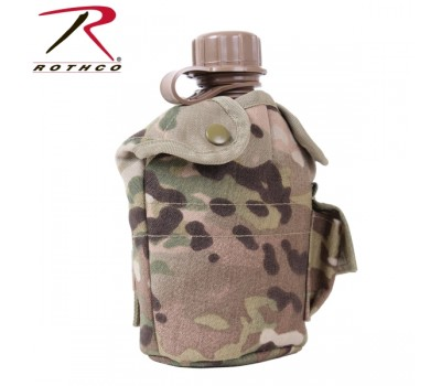 Case for the flask Rothco GI Style MOLLE