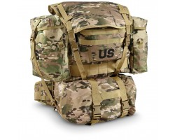 Backpack US ARMY MOLLE II Large MULTICAM