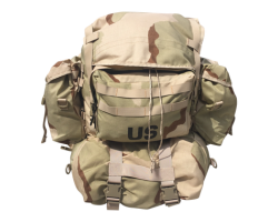 Backpack US ARMY MOLLE II Large - Desert Camo