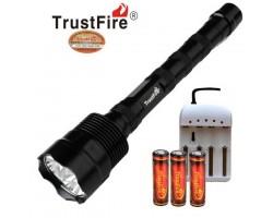 Flashlight TrustFire 3L2 5-mode