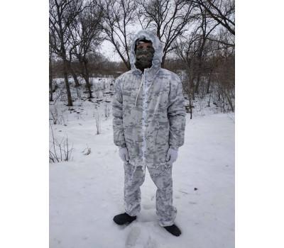 Маскировочный зимний костюм Alpine