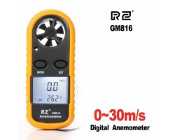 Digital RZ GM-816 anemometer