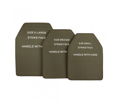 NVMPE (UHMWPE) Armored plates 3 class