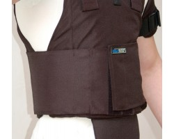 Side protection for body armor BA8000