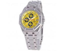 Smith & Wesson SWW-93T-YLW Diplomat Tritium H3 Titanium Watch