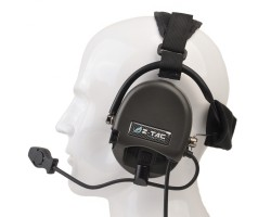 Active Z-tac Softair Headphones