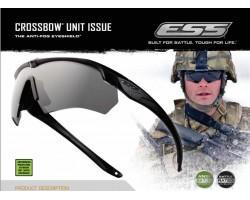 Защитные очки ESS Crossbow (2 стекла)