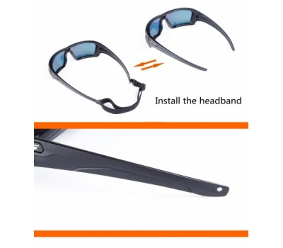 Safety Glasses ESS Rollbar (4 glasses) China