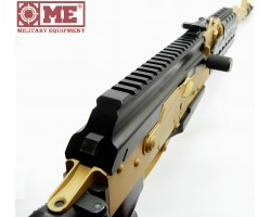 The cover of the receiver with Weaver strap for carbines AK / AKM / AK-74 / AK10x second generation