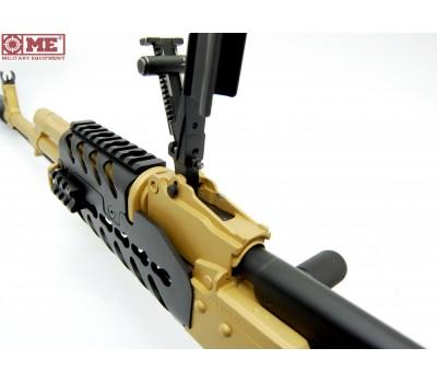 Крышка ствольной коробки с планкой Вивера для карабинов АК/АКМ/АК-74/АК10х второе поколение