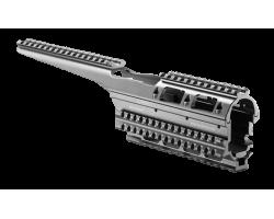 Quad Rail Handguard System FAB Defense VFR-AK