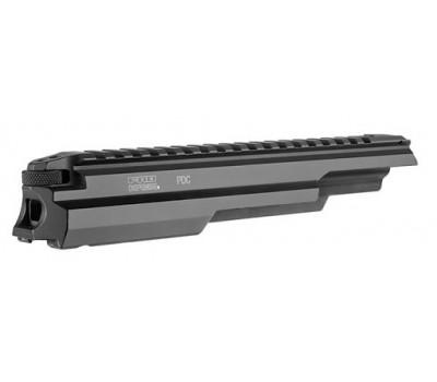 Крышка ствольной коробки Fab Defense PCD для карабинов на базе АК с планкой Weaver / Picatinny