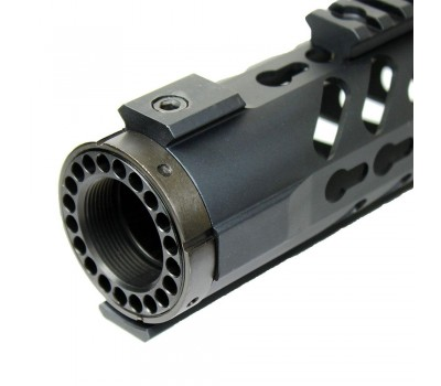 Цевье 10'' для AR15 Key Mod Free Float SCRAAM-19