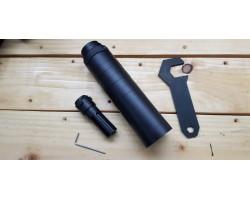 HORDE QD-T Titanium Quick Release silencer