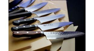 Эксплуатация и уход за кухонными ножами