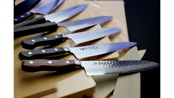 Care and maintenance of kitchen knives